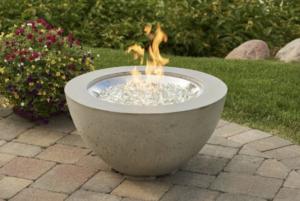 Cove Gas Fire Pit Bowls